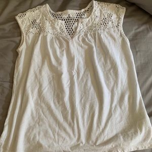Lilly Pulitzer White Top